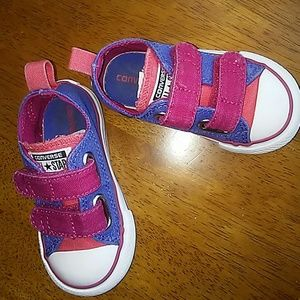 Converse All Stars Chucks Toddler Sz 5